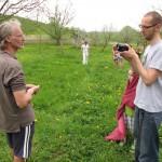 Martl erläutert die Sortenbesonderheiten