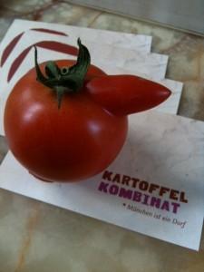 Tomate Sorte Pinocchio